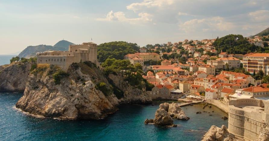 Den kroatiska livesscenen
