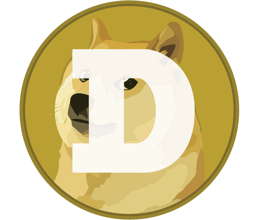 Alla 1 Live Casinon med Dogecoin