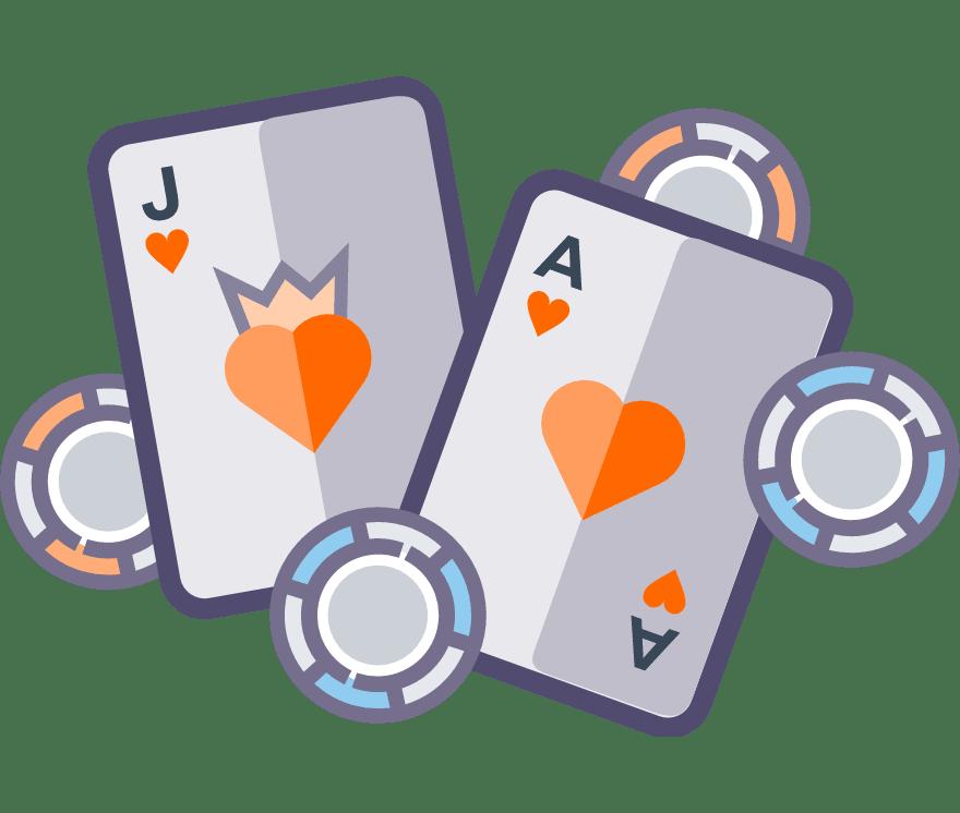 Spela Live Blackjack online - Toppcasinon 2021