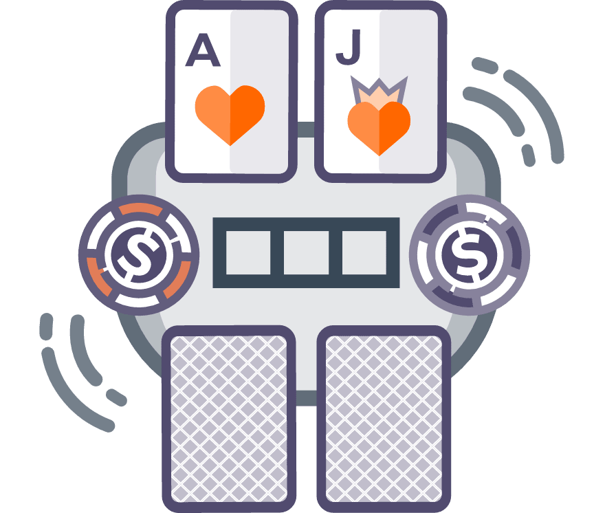 De bästa onlinecasinona att spela Live Casino Holdem