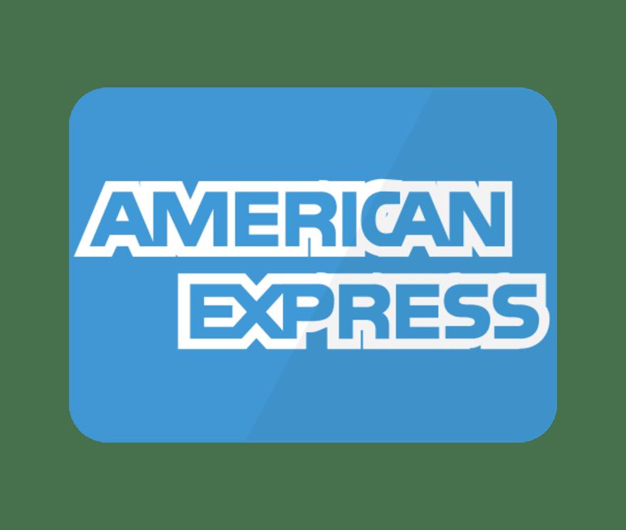 Alla  Live Casinon med American Express