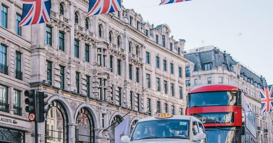 Push Gaming expanderar i Storbritannien