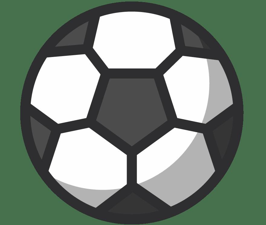 Live fotbollsspel på onlinecasinon