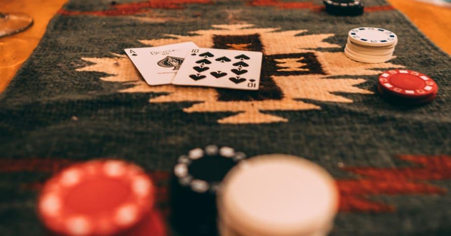Blackjack Money Management Färdigheter