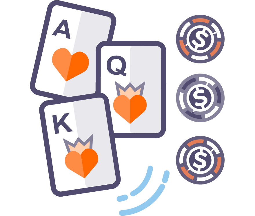 Spela Live Three Card Poker
