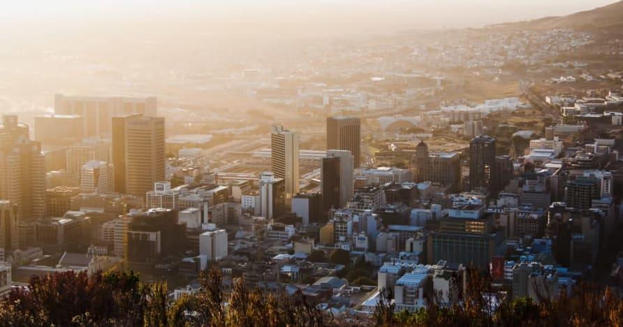Bästa live casinospel för sydafrikanska onlinespelare