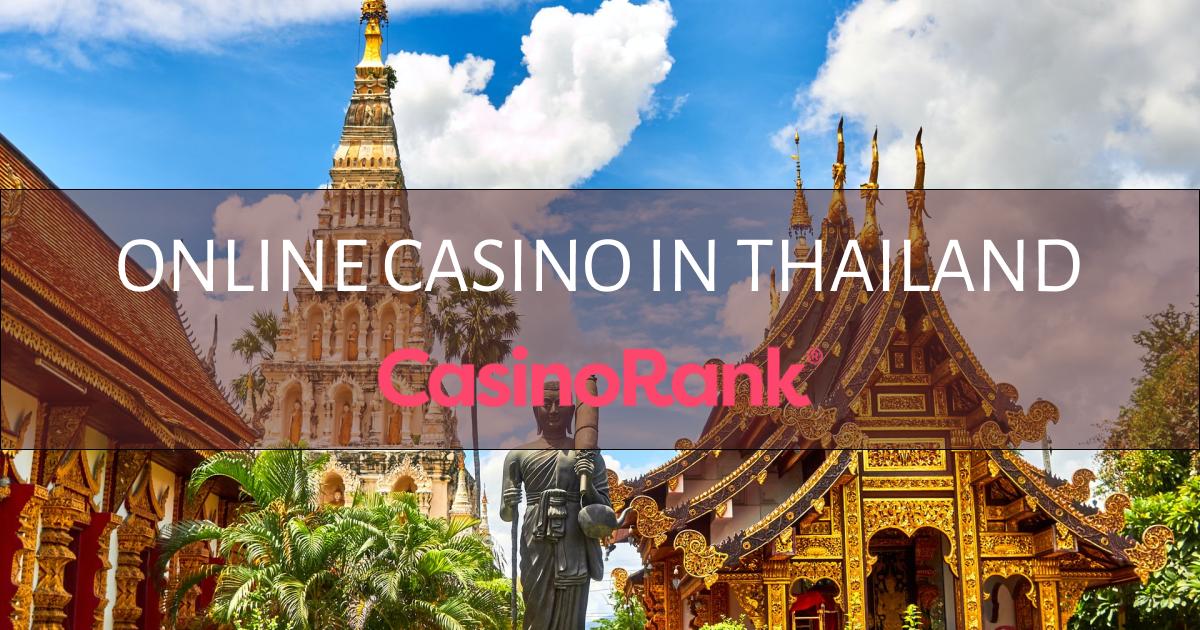 8 Live casinon i Thailand 2021
