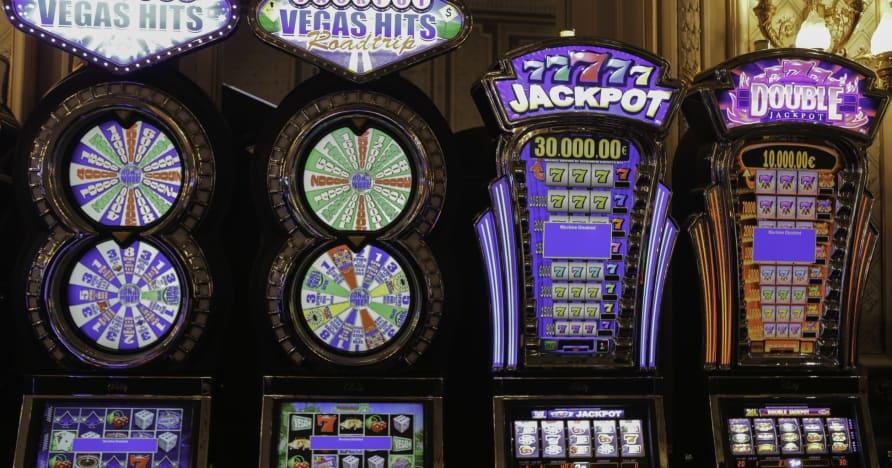 De tio största jackpottarna