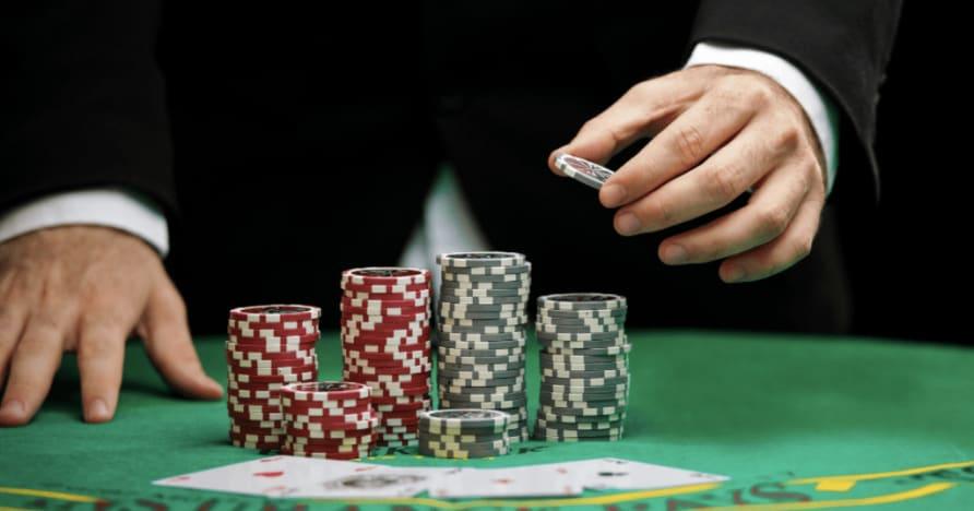 Jämföra odds för dagens bästa Live Casinospel