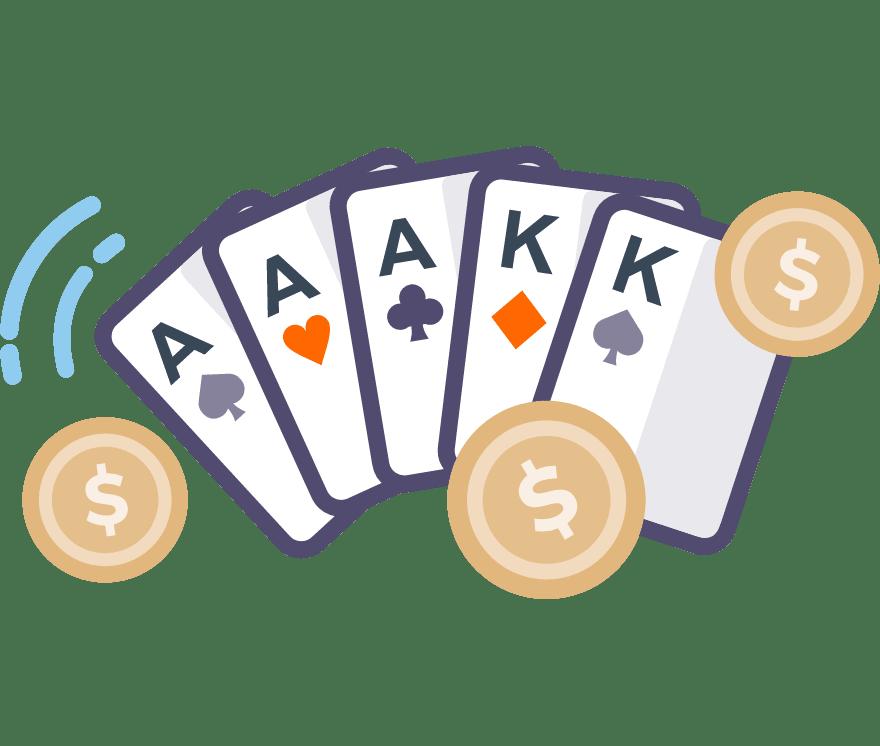 Spela Live Poker online