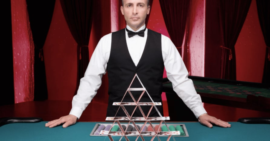 Allt du någonsin velat veta om Live Dealer Games