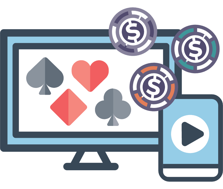Live videopoker casinon - Topprankade 2021