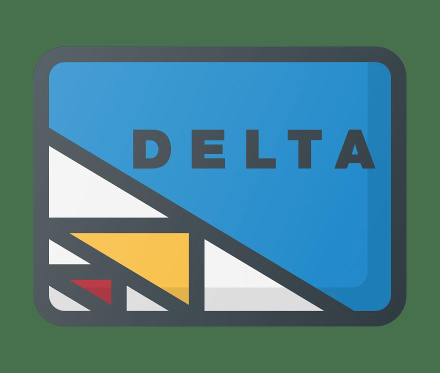 Alla  Live Casinon med Delta