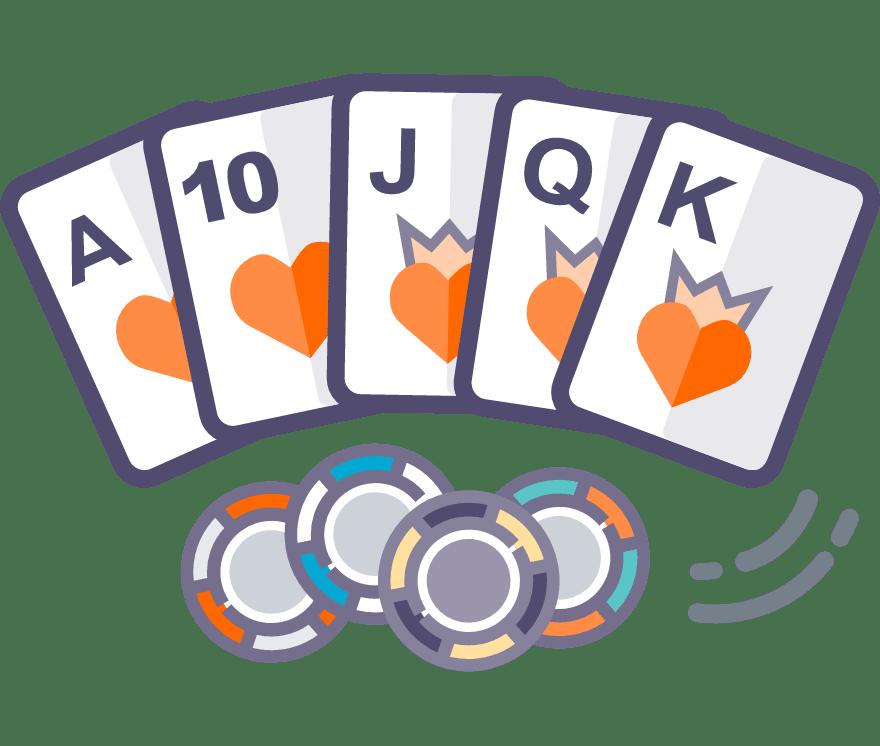 Spela Live Texas Hold'em online