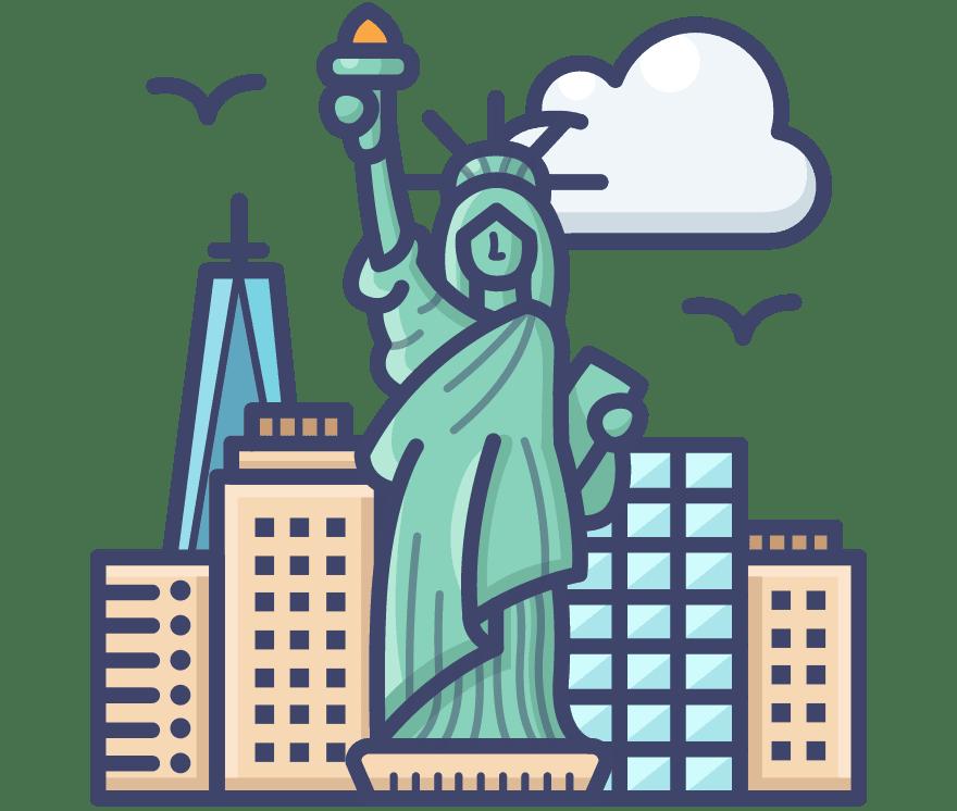 3 Live casinon i Förenta staterna 2021