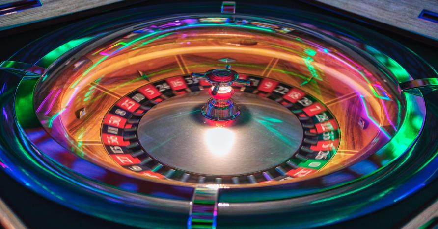 Välj amerikansk eller europeisk roulette