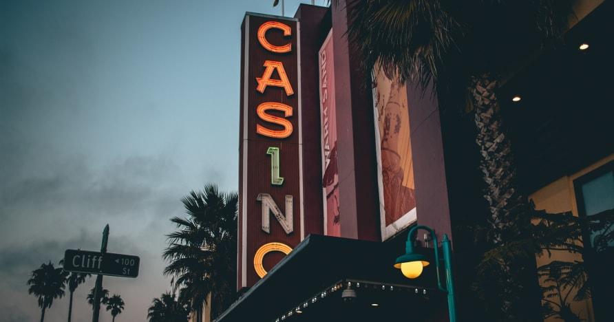 Live casinon online Hur allt började