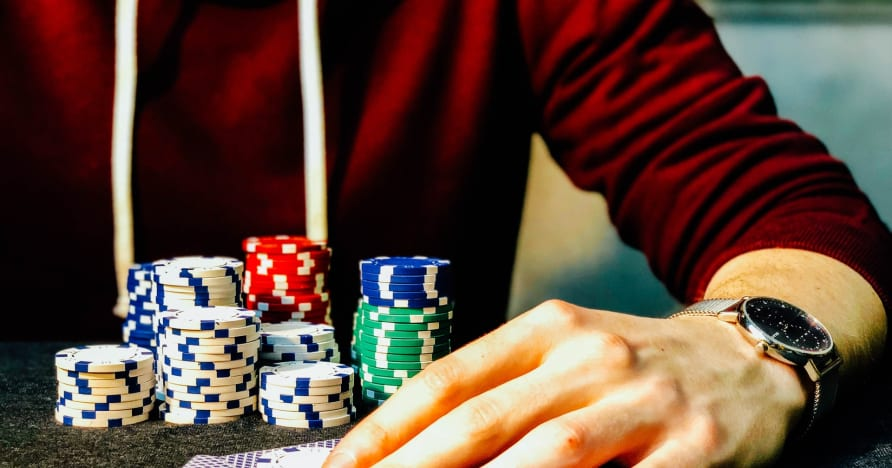 3-kort online poker guide